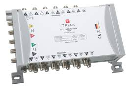 Triax ECO T524 Cascade - 5 In, 24 Out Cascade Multiswitch