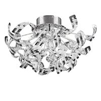 Endon TWIST-12FCH Ceiling Light 12x20W