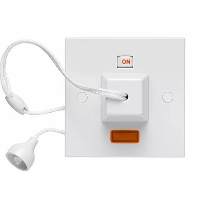 Verso 50AX Verso Ceiling Switch With Neon