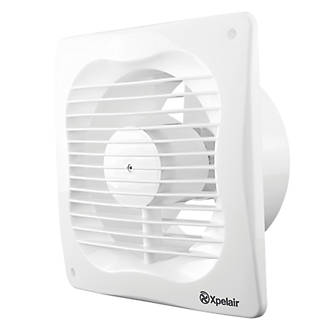 XPELAIR VX100 16W BATHROOM EXTRACTOR FAN WHITE 240V