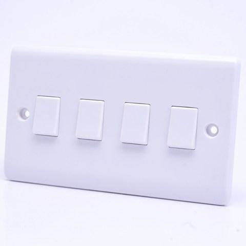 Premspec 10AX 4G 2W Switch