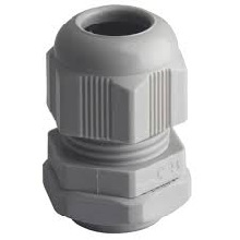 Cable Glands - Grey Nylon 20mm Glands