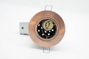 IP Rated Copper Downlight