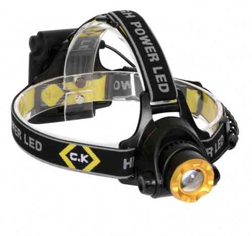 CK T9620 LED Head Torch 200 Lumens