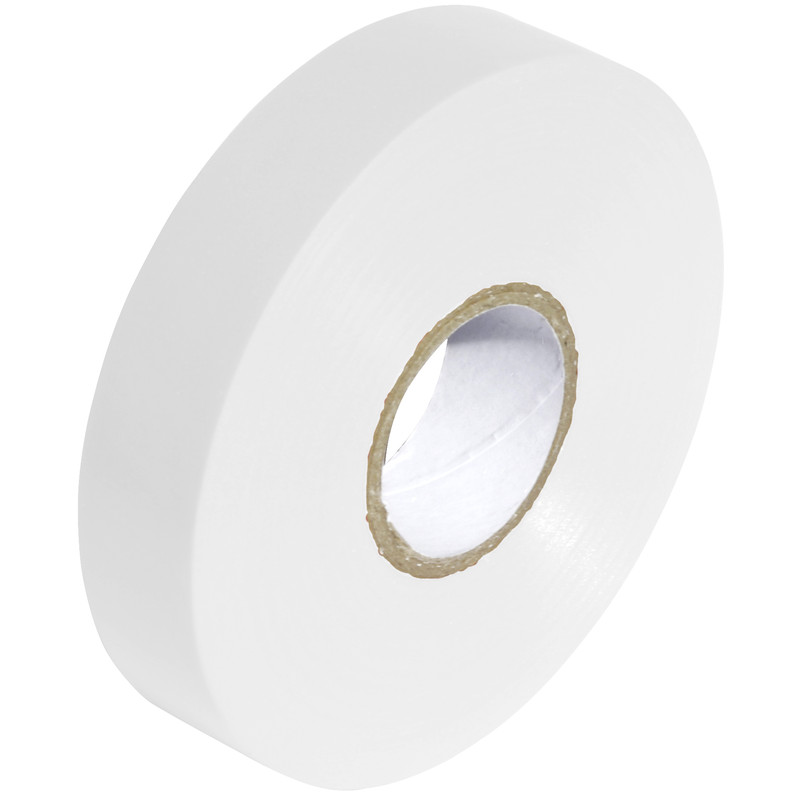 PVC TAPE 19mm x 33mm White