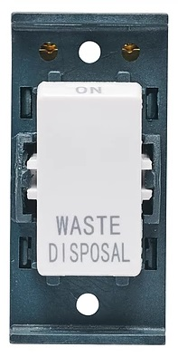 Verso 20A Grid Module WASTE DISPOSAL